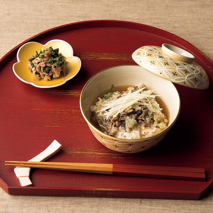 日本の極み京都府 〈京都岩崎〉京都牛の旨煮・おこわ粥詰合せ