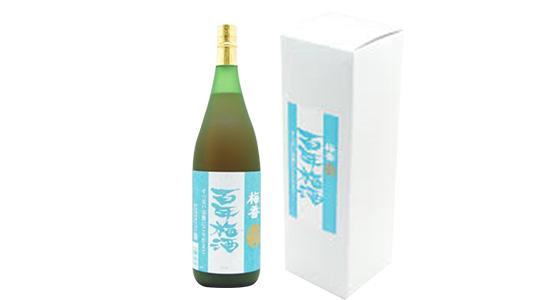 明利酒類明利 梅香 百年梅酒 すっぱい完熟にごり仕立て 1.8L