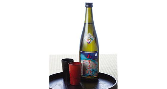 東の麓酒造純米酒 あずま結2本セット
